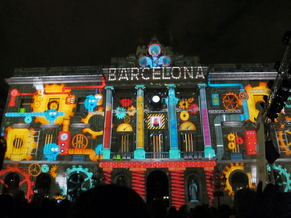 LlumBCN 2015: Transforming Barcelona With Light