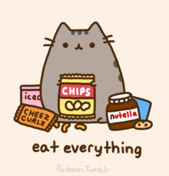 Image source: Pusheen