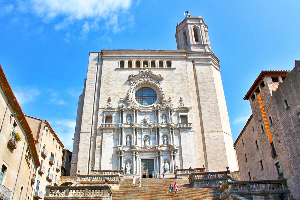 girona-cathedral-places-to-see-in-catalonia