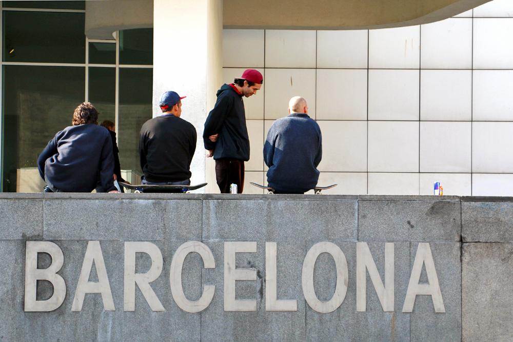 barcelona-letters-macba-placa-dels-angels-skaters