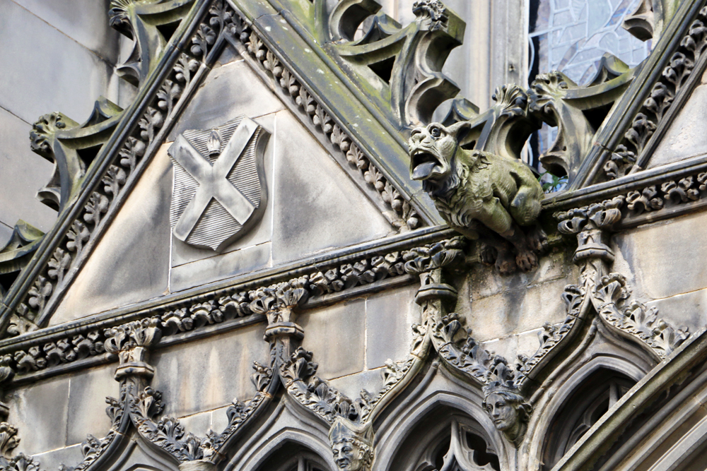 edinburgh-gargoyles-st-giles-cathedral