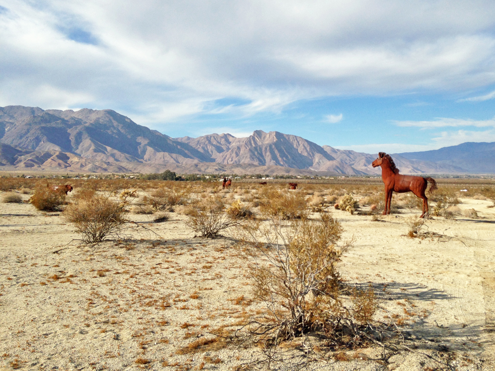 borrego-springs-horse-sculpture