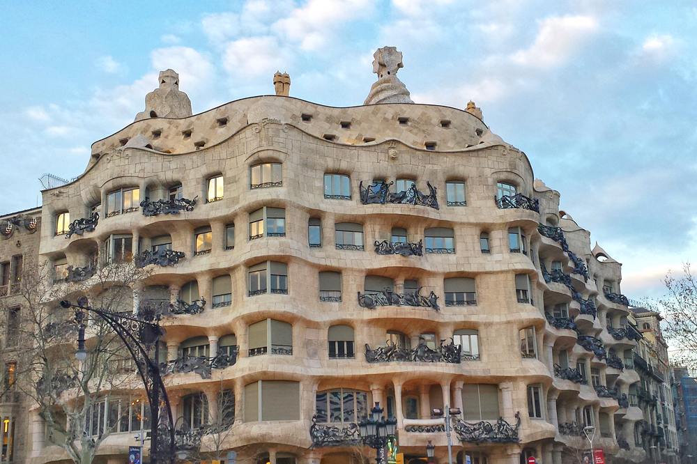 8 Reasons You Should Definitely Visit La Pedrera
