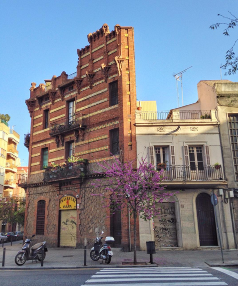 Barcelona Apartment Building