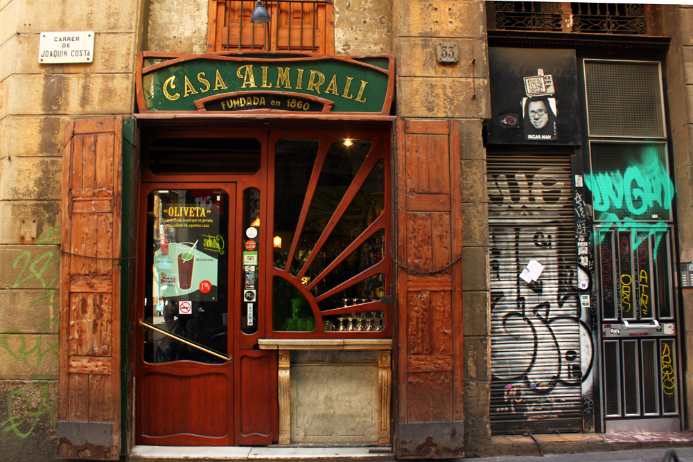 Five Fantastic Historic Bars in Barcelona