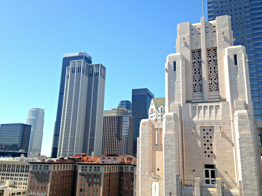 Learning to Love Downtown L.A. (Well, Almost)