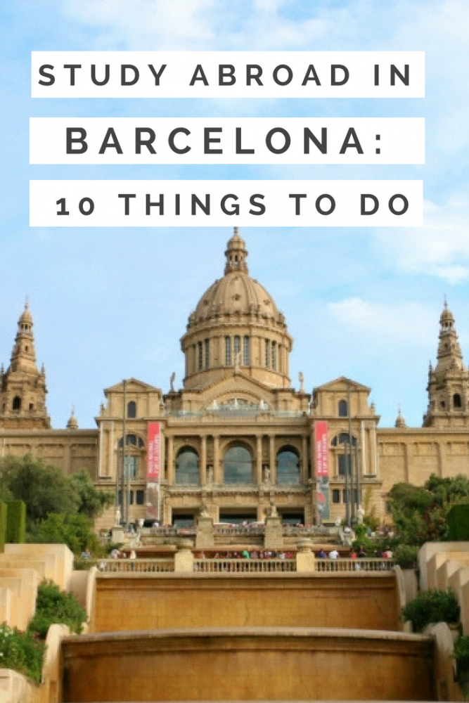 Study Abroad in Barcelona, Spain | SAI